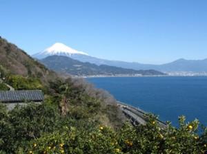 富士山撮影スポット:さった峠