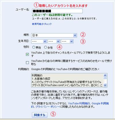 YouTubeに動画で情報配信!(図-2)