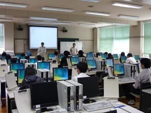 静岡商業高校でセミナー開催『PHP講座』