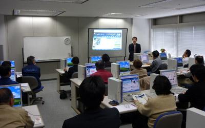 静岡商工会議所ポータルサイトセミナー