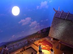 登呂博物館の展示