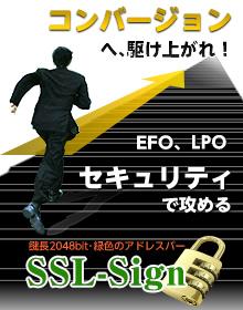 緑色のアドレスバーのSSL暗号化メールフォーム