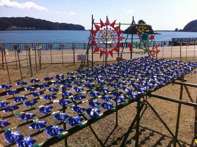 風の花まつり(静岡県下田市)は新しい春の風物詩1