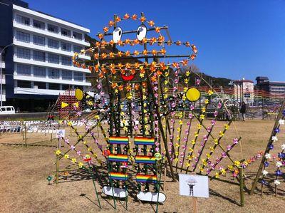 風の花まつり(静岡県下田市)は新しい春の風物詩3