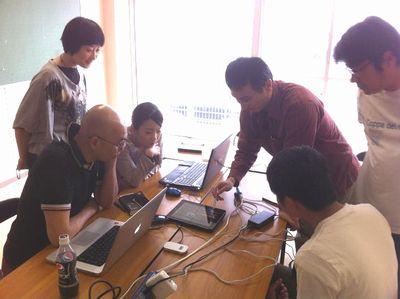 (コロナSDK)CoronaSDK + kwikの勉強会を静岡で開催!