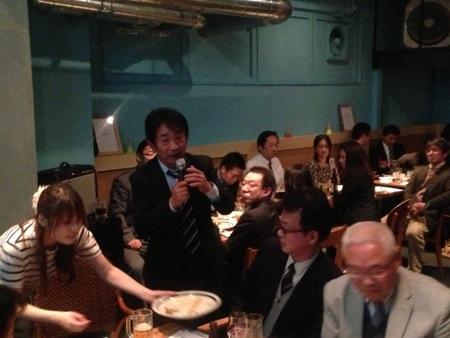 静岡県農業法人協会 青野会長、掛川茶の山喜製茶