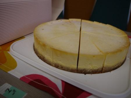 すずとらのニューヨークチーズケーキ