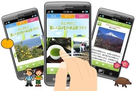 スマホアプリ(iPhone・Android版)同時リリース