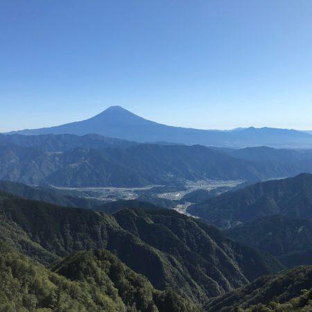 大光山からの眺望